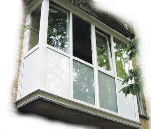 Балкон с комфортом комнаты