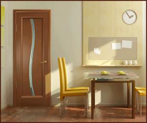 Комфорт начинается с дверей «Ремстроя»
