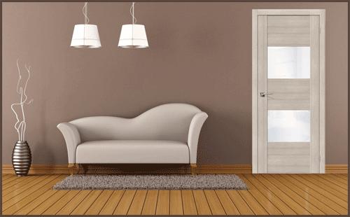 Экология дома начинается с двери.
