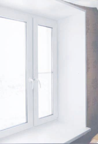 Окно в деталях
