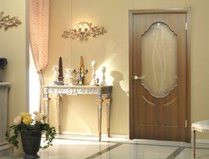 Межкомнатные двери: полезная красота